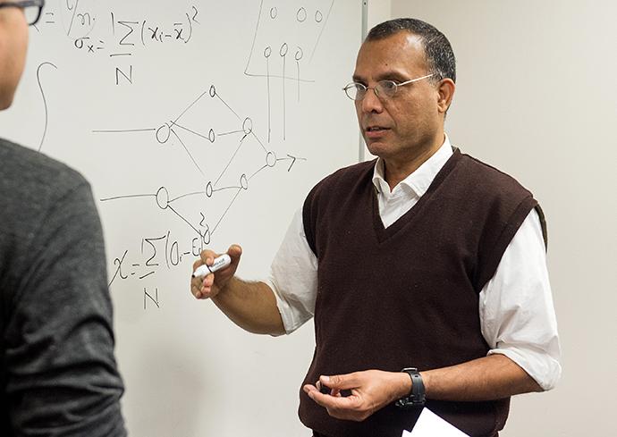 Professor Vir V. Phoha