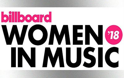Billboard Women in Music logo