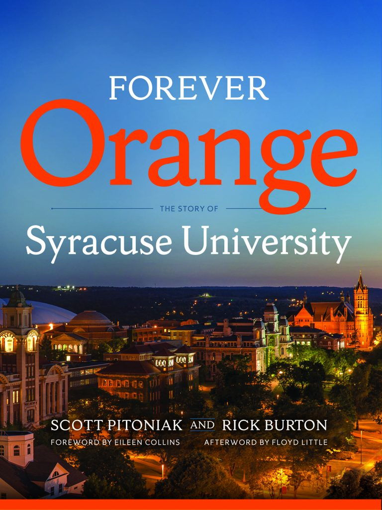 Cover of the Forever Orange book