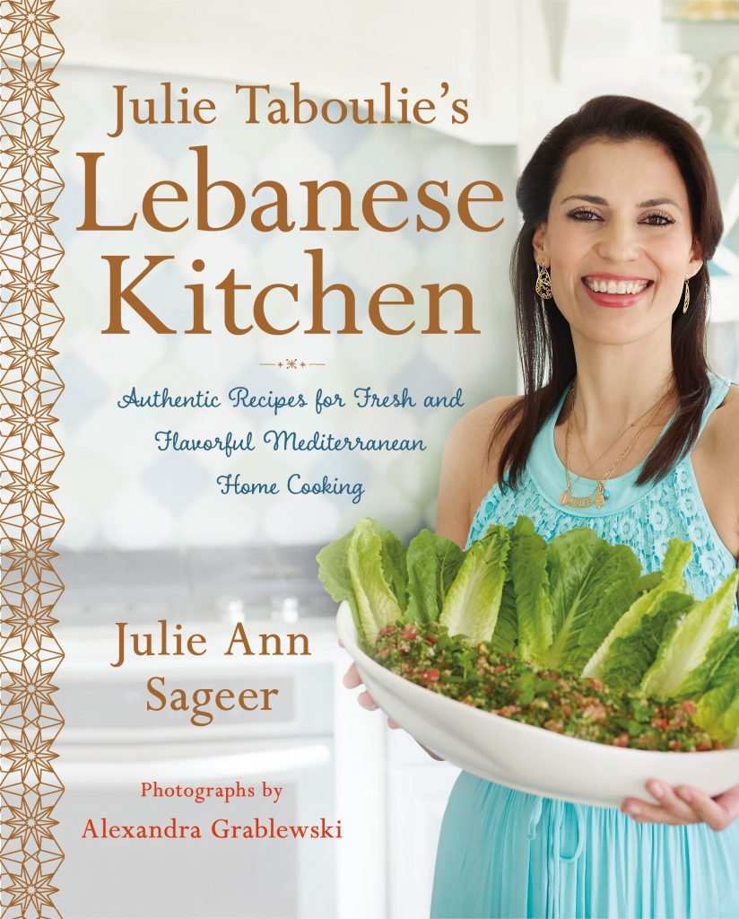 book cover with woman holding bowl of food