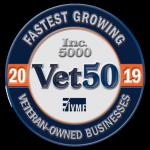 Vet50 logo