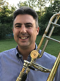 David DiGennaro '90 is a music teacher at Homer High School.