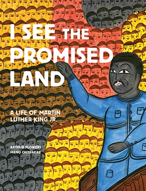 "Cover of ""I See the Promised Land"" book"