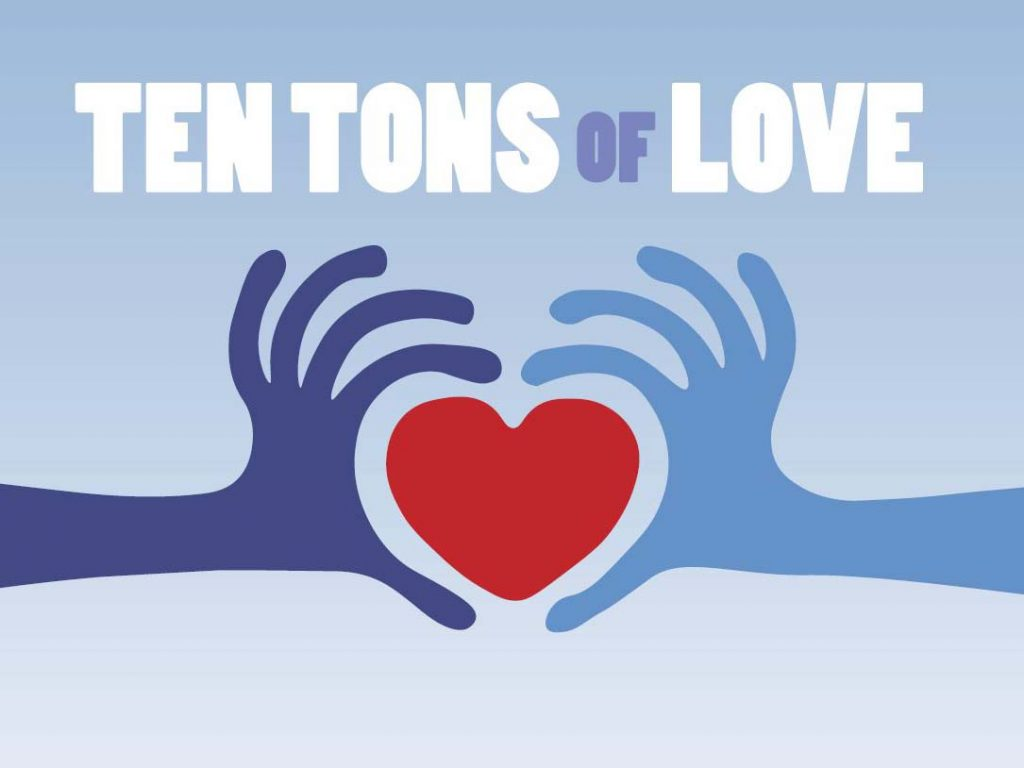 Ten Tons of Love graphic
