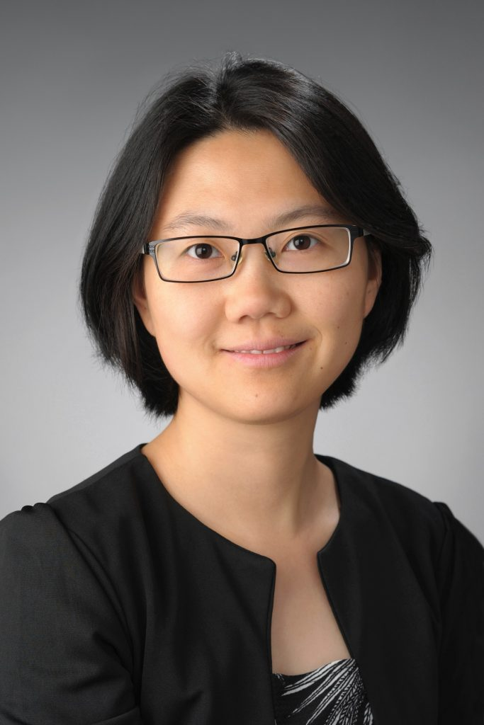 head shot of Yingyi Ma