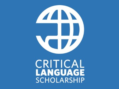 Critical Language Scholarship logo
