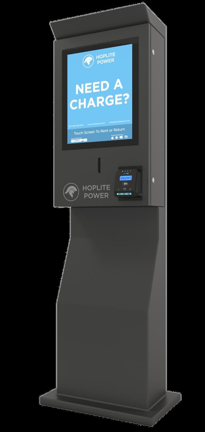 HopLite charging station