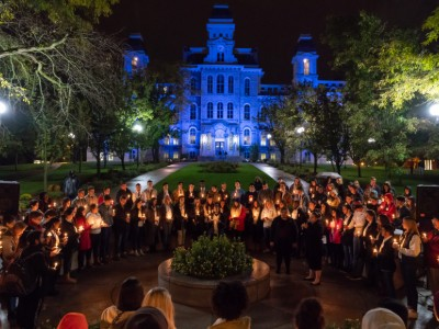 Remembrance Candlelight Vigil