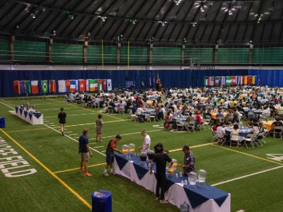 International Students Welcome Dinner