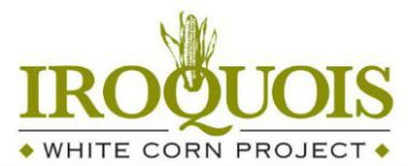 Iroquois White Corn Project logo
