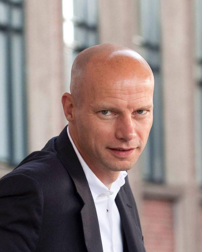 headshot Henk Ovink