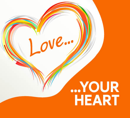 Love... your heart