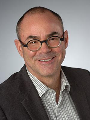 Assistant Professor Jeff Hemsley