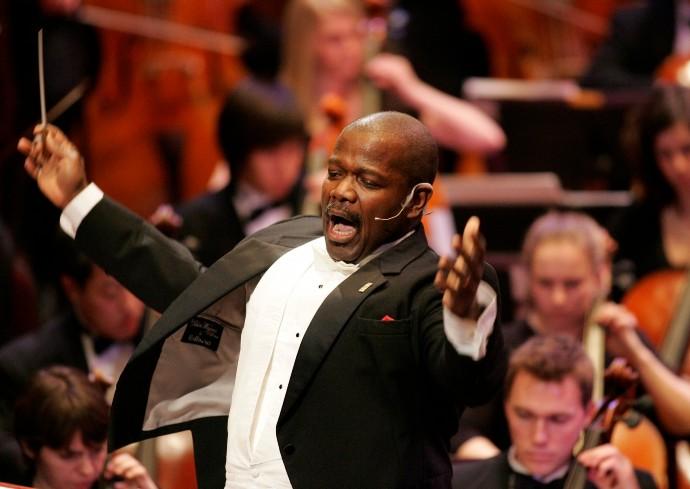 American Spiritual Ensemble conductor