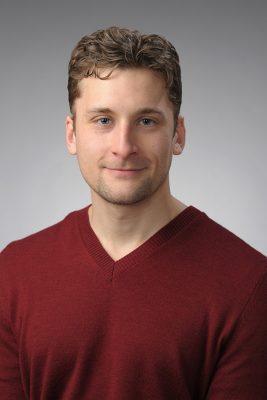 Bryce Hruska headshot