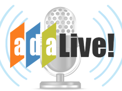 ADA Live logo