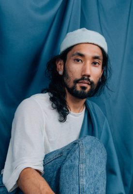 portrait of Mitchell Kuga '09