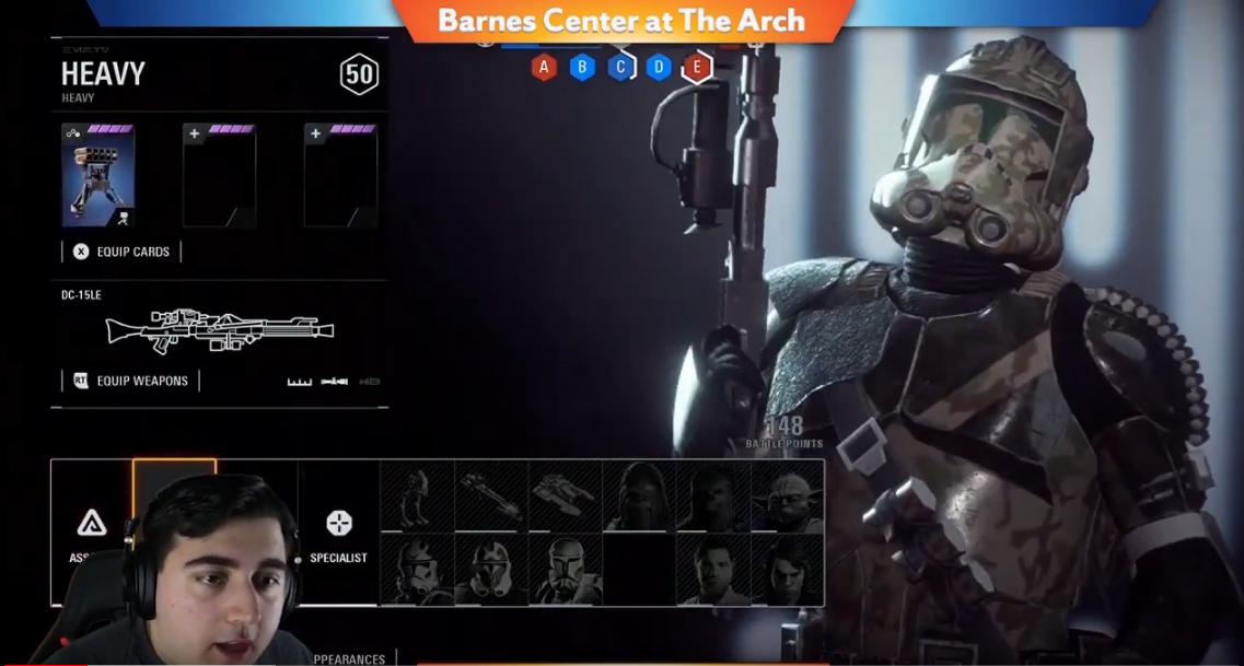screenshot of gaming screen