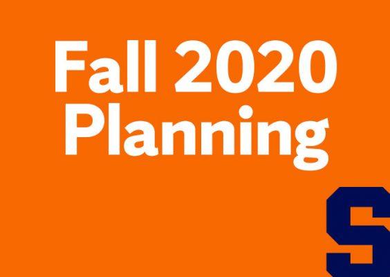 Images of Syracuse Fall 2021 Calendar