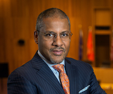 headshot of College of Law Dean Craig Boise