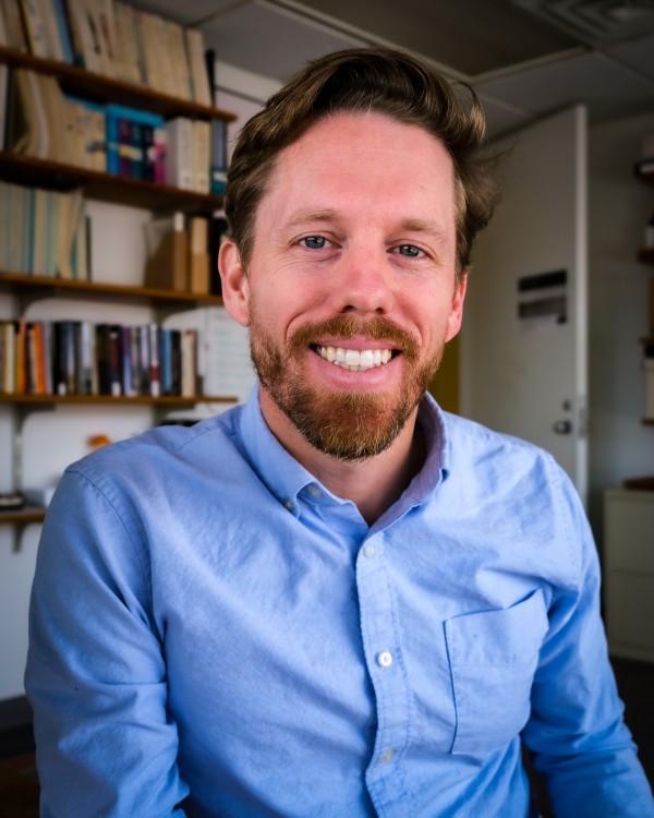 Austin Kocher portrait