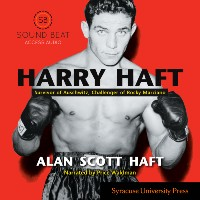 Cover of Harry Haft audiobook