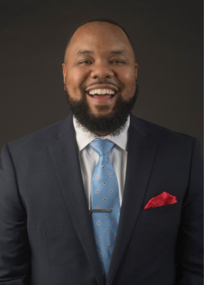 portrait of LaShan Lovelace, director of diversity and inclusion