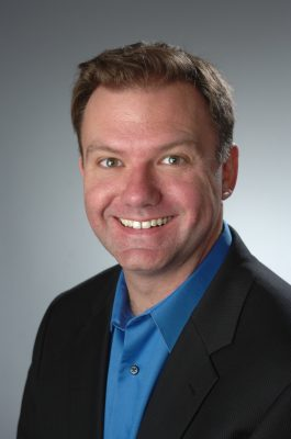 professional headshot of Christopher Faricy, associate professor of political science in the Maxwell School
