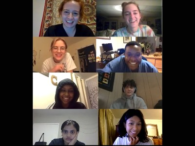 Buddhist Meditation Association virtual meeting