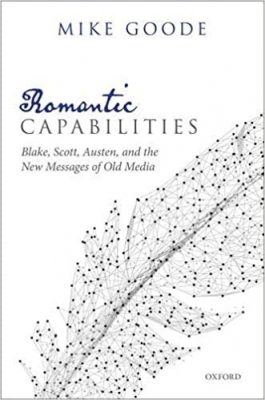 Book cover: Romantic Capabilities by Mike Goode