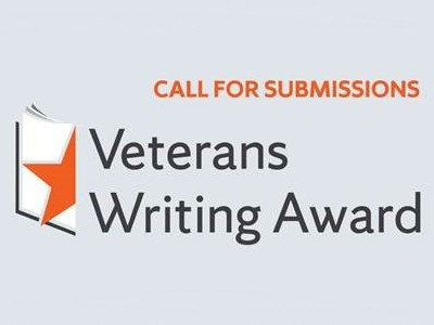 Call for Submissions Veterans Writing Award