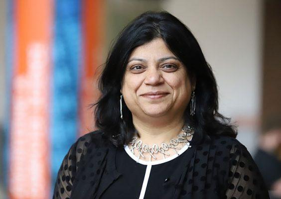 Shikha Nangia portrait