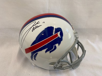 Helmet for Charity Sports Auction