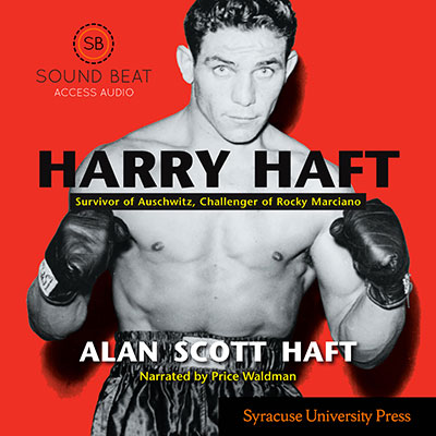 Harry Haft audiobook cover