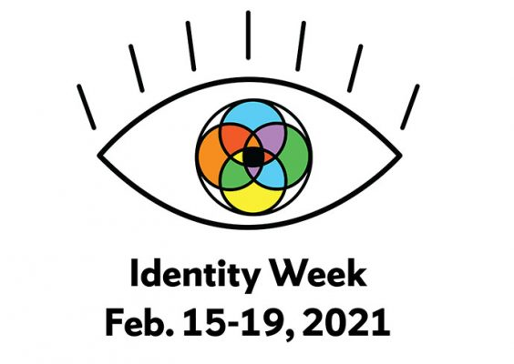 Identity Week logo with the date Feb. 15-19, 2021