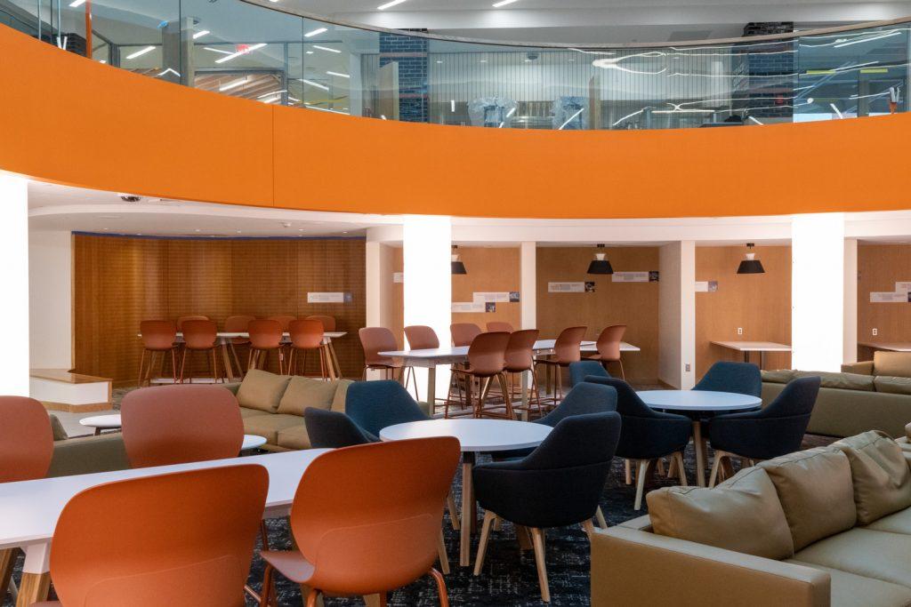 Schine Student Center