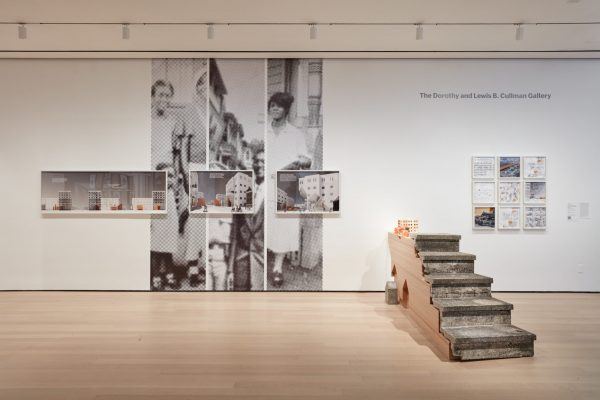 """MoMA exhibit """"Reconstructions: Architecture and Blackness in America"""""""