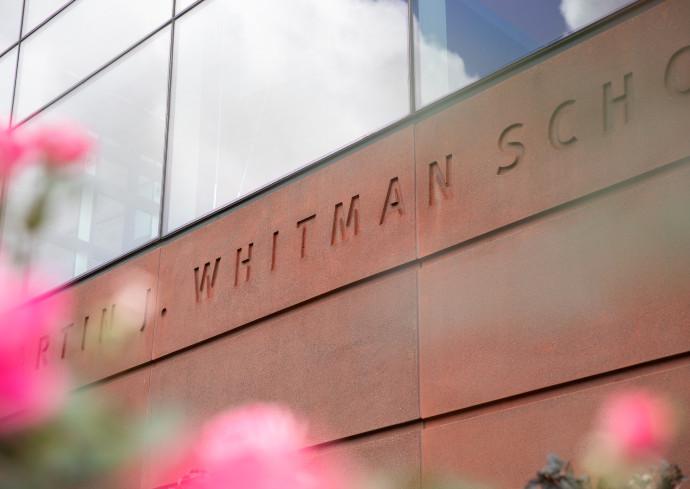 Whitman building