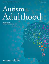 Autism in Adulthood Cover