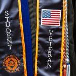 Student Veteran sash