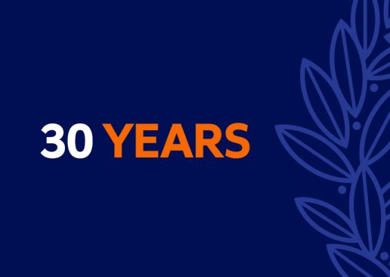 30 Year Milestone