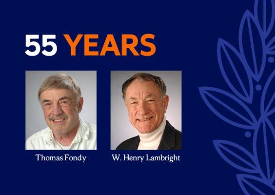 55 Year Milestone