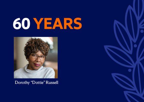 60 Year Milestone