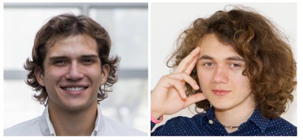Bruno Andres Gonzalez Hauger and Alexander Peter Rolinksi