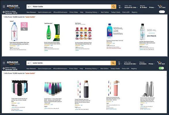 Amazon ad