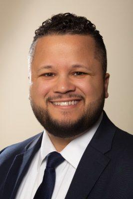 Dr. Gezzer Ortega portrait