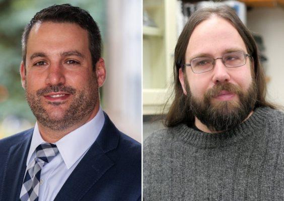 Michael Marciano and Jonathan Adelman headshots