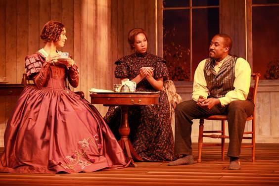 Syracuse Stage Possessing Harriet