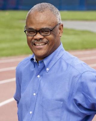 Senior Deputy Athletic Director Herman Frazier