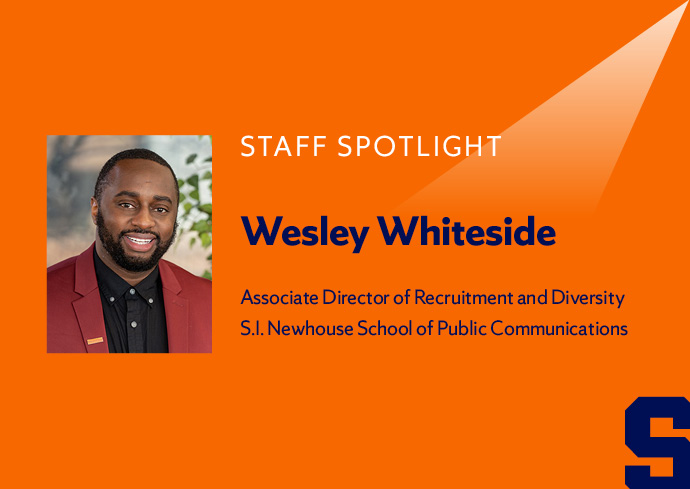 Wes Whiteside
